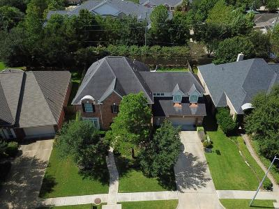 Katy Single Family Home For Sale: 3822 Emerald Branch Lane