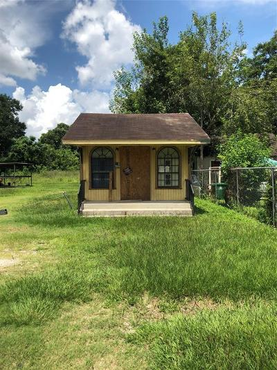 Houston Single Family Home For Sale: 6307 Wheatley Street