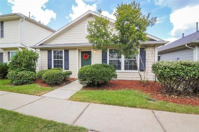 Houston Single Family Home For Sale: 1581 Nichole Woods Drive