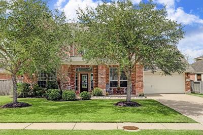 League City Single Family Home For Sale: 1059 Misty Trails Lane
