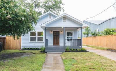 Houston Single Family Home For Sale: 1213 E 23rd Street