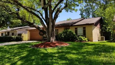 Friendswood Single Family Home For Sale: 16627 Townes Road