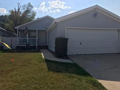 Tomball Single Family Home For Sale: 21027 Sweet Blossom Lane