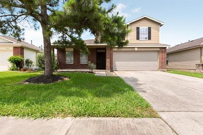 Spring Single Family Home For Sale: 6814 Shallow River Court