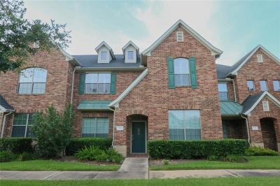 Houston Condo/Townhouse For Sale: 17911 Skyline Arbor Terrace