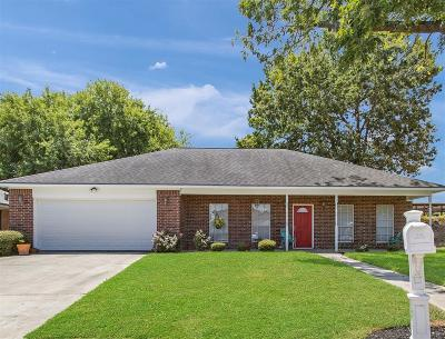 Montgomery Single Family Home For Sale: 9267 Inlet Circle