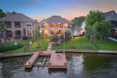 Conroe Single Family Home For Sale: 12401 Longmire Cove