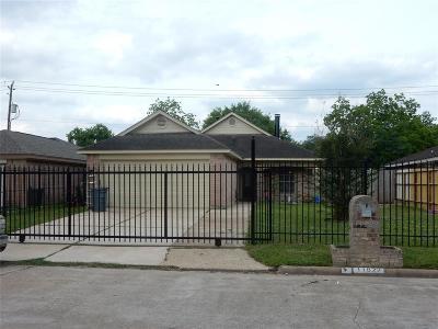 Houston Single Family Home For Sale: 11622 Cordoba Drive
