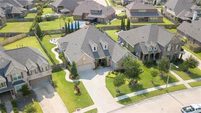 Friendswood Single Family Home For Sale: 1028 Knoll Bridge Lane