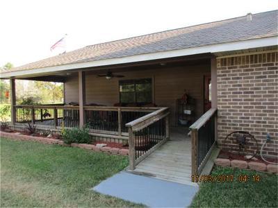 Conroe Single Family Home For Sale: 13359 Calhoun Road