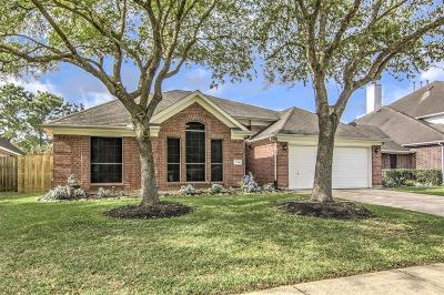 League City Single Family Home For Sale: 2124 Winding Springs Drive