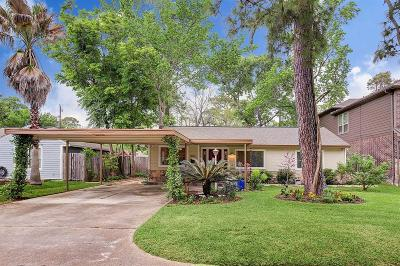 Houston Single Family Home For Sale: 1806 Wakefield Drive