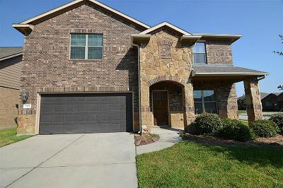 Spring Single Family Home For Sale: 2827 Lockeridge Oaks Drive
