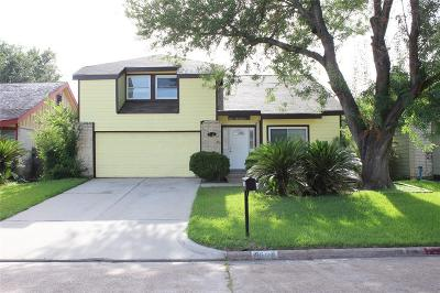 Houston Single Family Home For Sale: 7606 Hollow Glen Lane