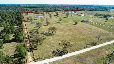 Grimes County Farm & Ranch For Sale: 6035 County Road 206