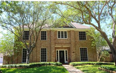 Katy Single Family Home For Sale: 23306 Fall Wind Court