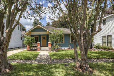 Houston Single Family Home For Sale: 715 E 10th Street