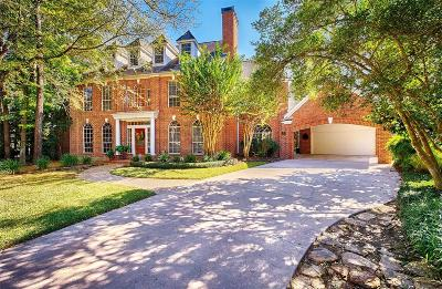 The Woodlands Single Family Home For Sale: 46 Eagle Terrace