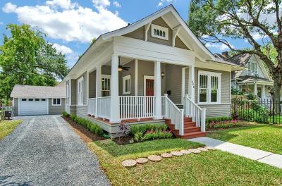 Houston Single Family Home For Sale: 522 W 15th Street