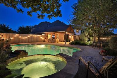 Harris County Single Family Home For Sale: 14419 Brentshire Lane
