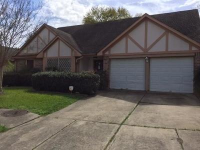 Houston Single Family Home For Sale: 14310 Owendale Drive