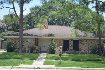 Missouri City Single Family Home For Sale: 1822 Turtle Creek Drive