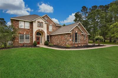 Magnolia Single Family Home For Sale: 11834 Water Oak Court
