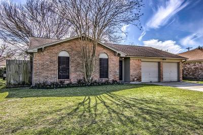 Texas City Single Family Home For Sale: 2701 34th Avenue N