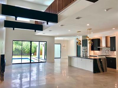 Houston Single Family Home For Sale: 1614 Johanna Drive #B