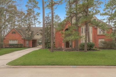 Kingwood Single Family Home For Sale: 5727 Garden Point Drive