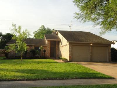 Katy Single Family Home For Sale: 22607 Fincastle Drive