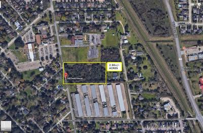 League City Residential Lots & Land For Sale: 500 Texas Avenue