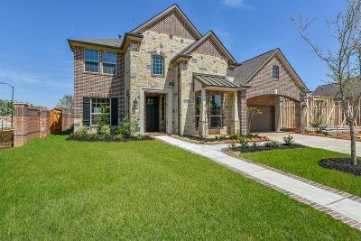Katy Single Family Home For Sale: 6522 Elrington Heights Lane