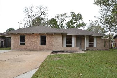 Houston Single Family Home For Sale: 11830 Fall Meadow Lane