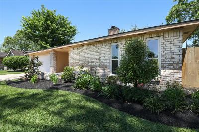 Single Family Home For Sale: 3602 Townes Forest Road