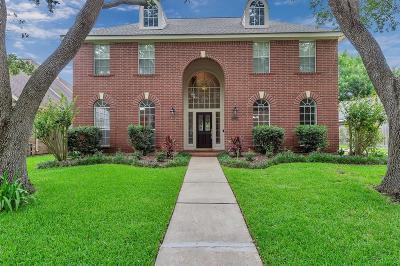 Houston Single Family Home For Sale: 19510 Mills Meadow Lane Lane