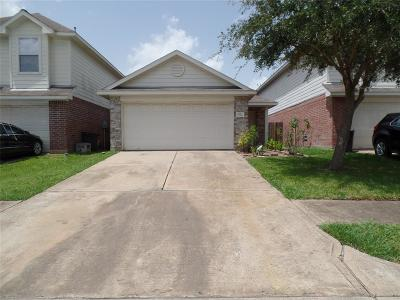 Houston TX Single Family Home For Sale: $152,990