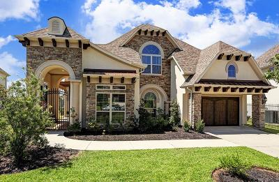 Tomball TX Single Family Home For Sale: $970,000