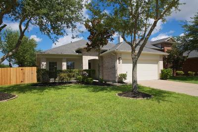 Pearland Single Family Home For Sale: 2712 Shallow Falls Court