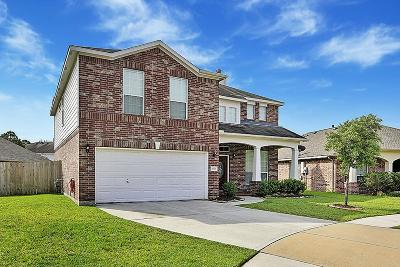 Tomball Single Family Home For Sale: 9603 Fawnmist Cove