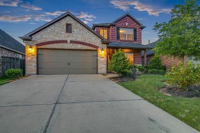 Fulshear Single Family Home For Sale: 27326 Aspen Falls Lane