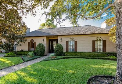 Sugar Land Single Family Home For Sale: 1805 Country Club Boulevard