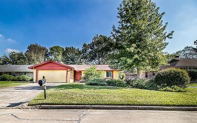 Friendswood Single Family Home For Sale: 16723 Hibiscus Lane