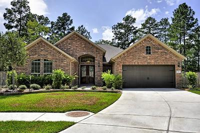 Montgomery Single Family Home For Sale: 114 Blue Gilia Court