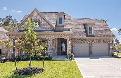 Cypress Single Family Home For Sale: 14807 Atwood Bluff