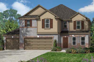 Magnolia Single Family Home For Sale: 8758 Stoney Brook Lane