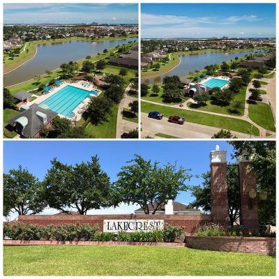 Katy Single Family Home For Sale: 24511 Hampton Lakes Drive