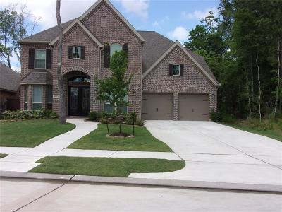 Humble Single Family Home For Sale: 16815 Holtwood Oak Drive