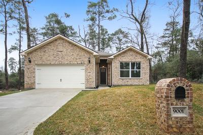 Willis Single Family Home For Sale: 9001 Zapata Way