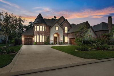 Tomball Single Family Home For Sale: 83 N Curly Willow Circle